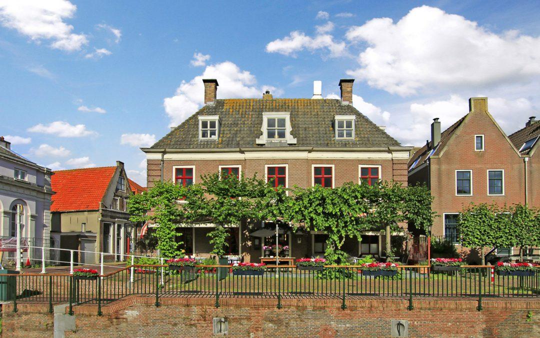 Restaurants in Muiden