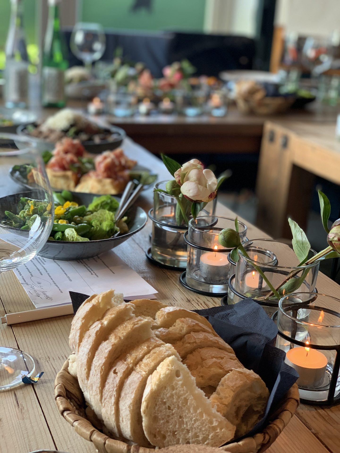 Evenementen van a tot z verzorgd, inclusief diner