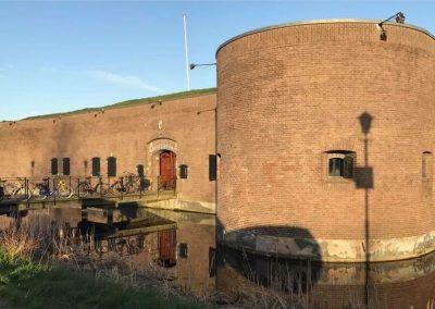 Het Muizenfort in Muiden / Fort C